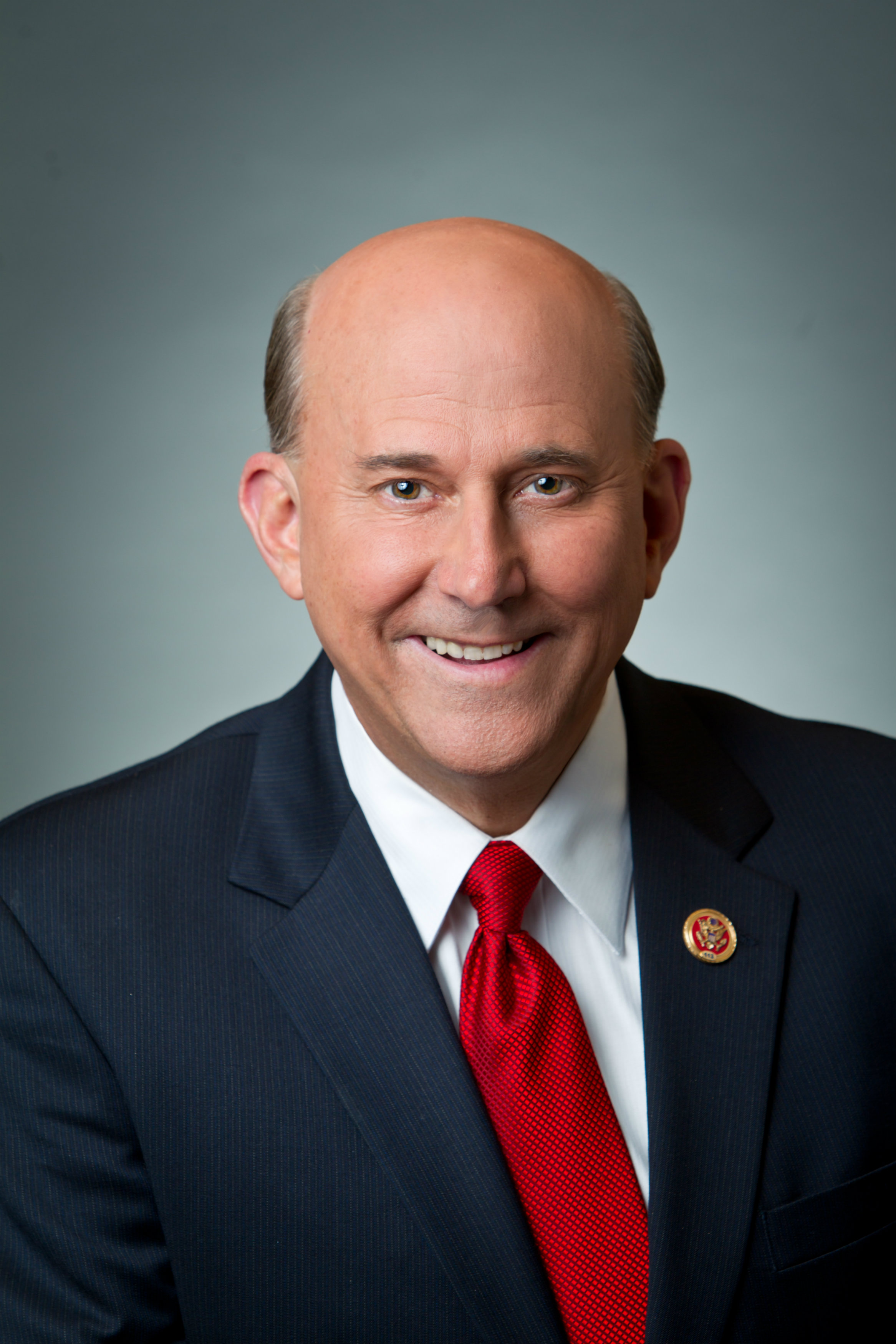 Official Portrait : U.S. Congressman Louie Gohmert