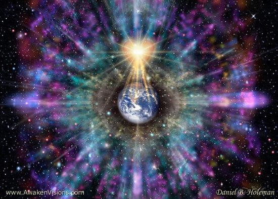 The 4~4 Healing Portal ~ Photonic Light Bombardment Incoming