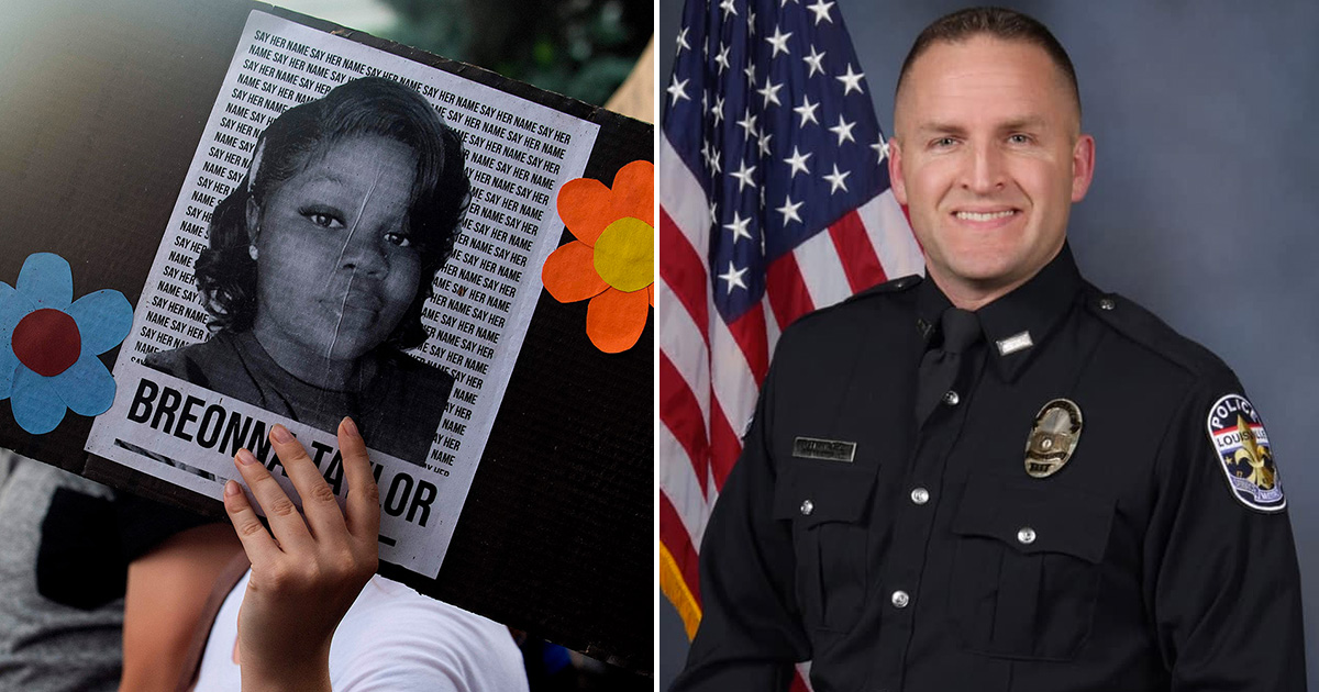 Officer involved in Breonna Taylor shooting to be fired by Louisville police…
