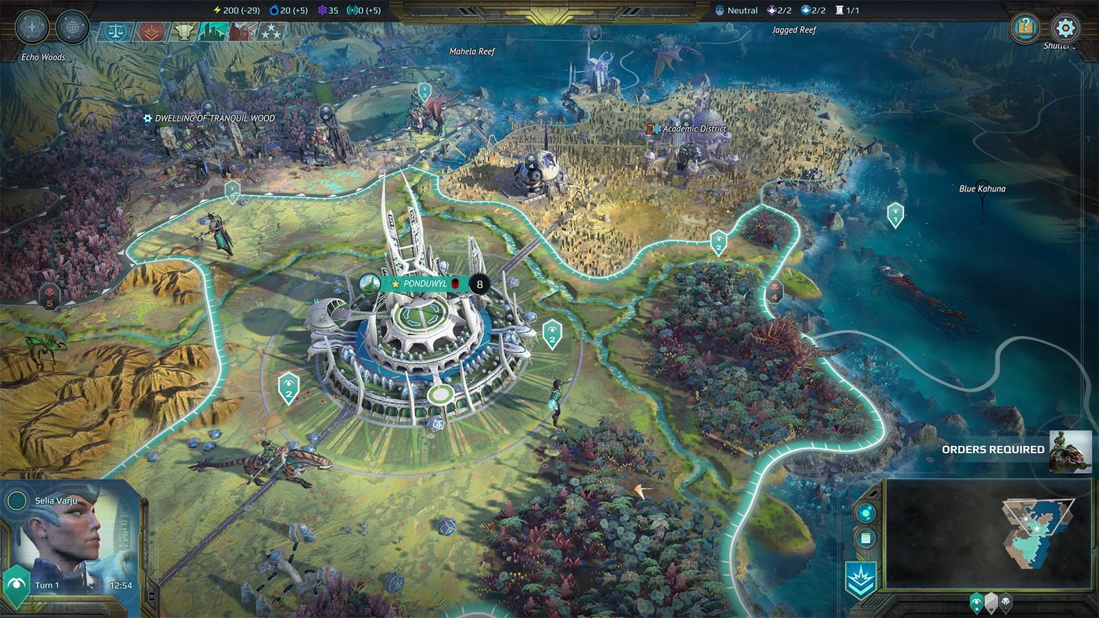 Age of Wonders: Planetfall Steam Key for PC - Buy now