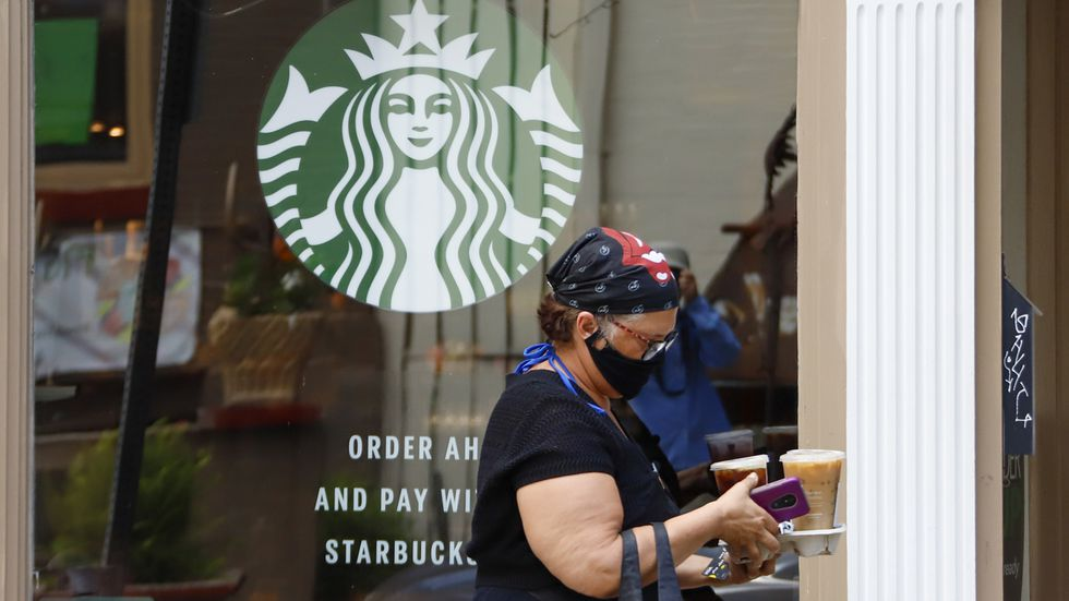 Marxist Company Starbucks to close 400 stores in North America, expand pickup options…