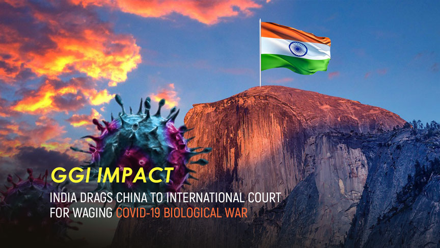 India drags China to International court for Covid-19 war…