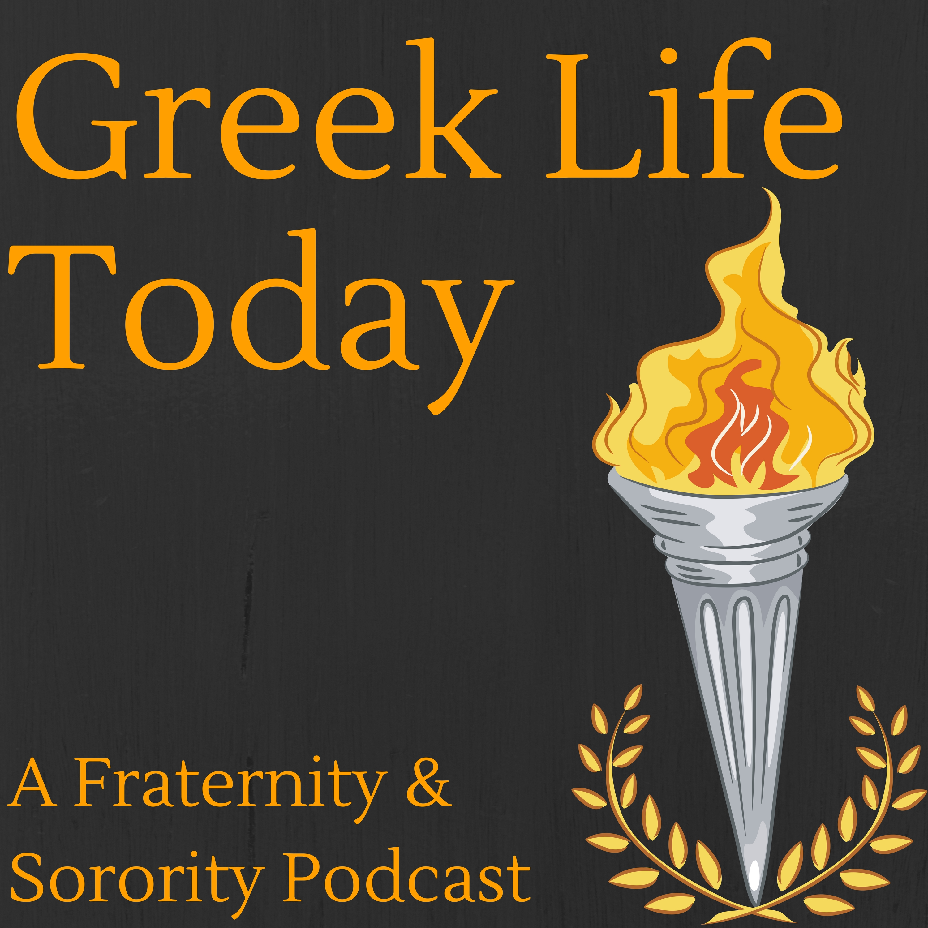 Subscribe to Podcast - Greek Life Today