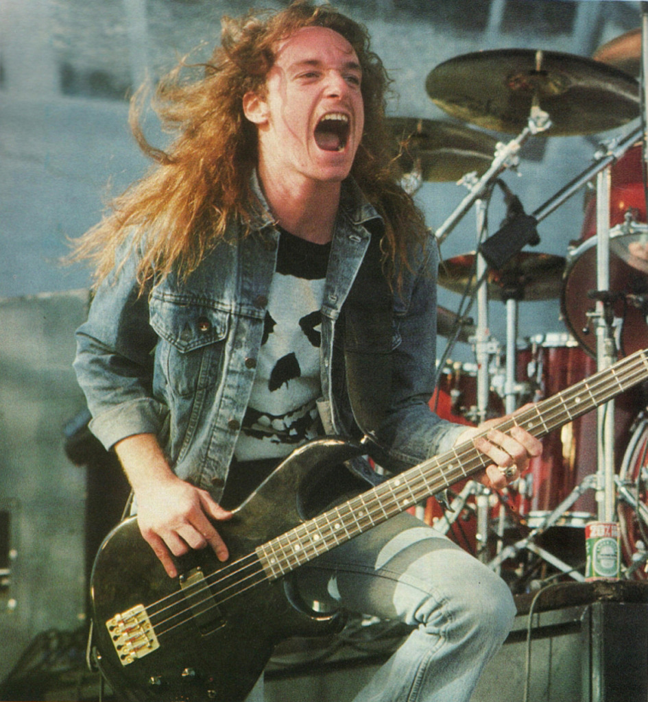 To Live Is To Die: A Tribute To Cliff Burton – Green and ...