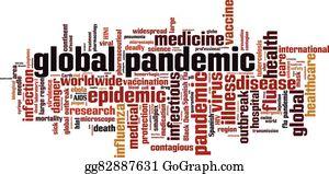 Pandemic Clip Art - Royalty Free - GoGraph