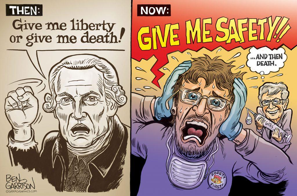 Grrr Graphics - Official Ben Garrison Cartoons