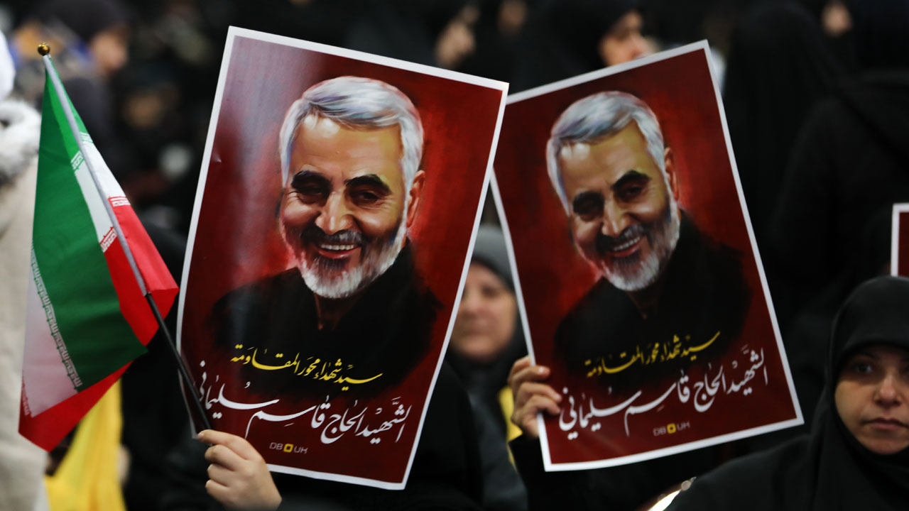 For Syrians in Idlib, killing of Soleimani a 'victory ...