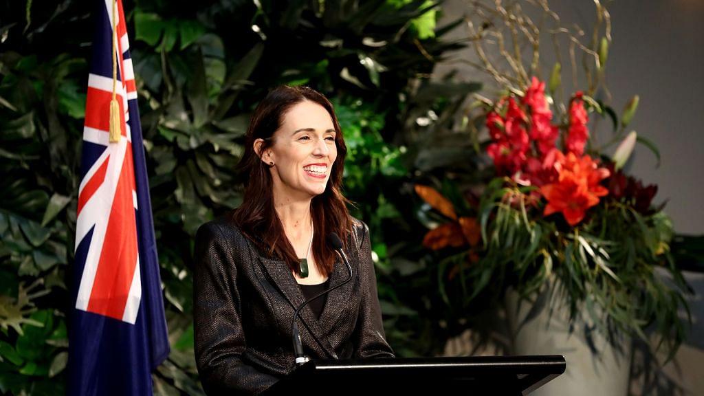 New Zealand Prime Minister Jacinda Ardern wins landslide ...