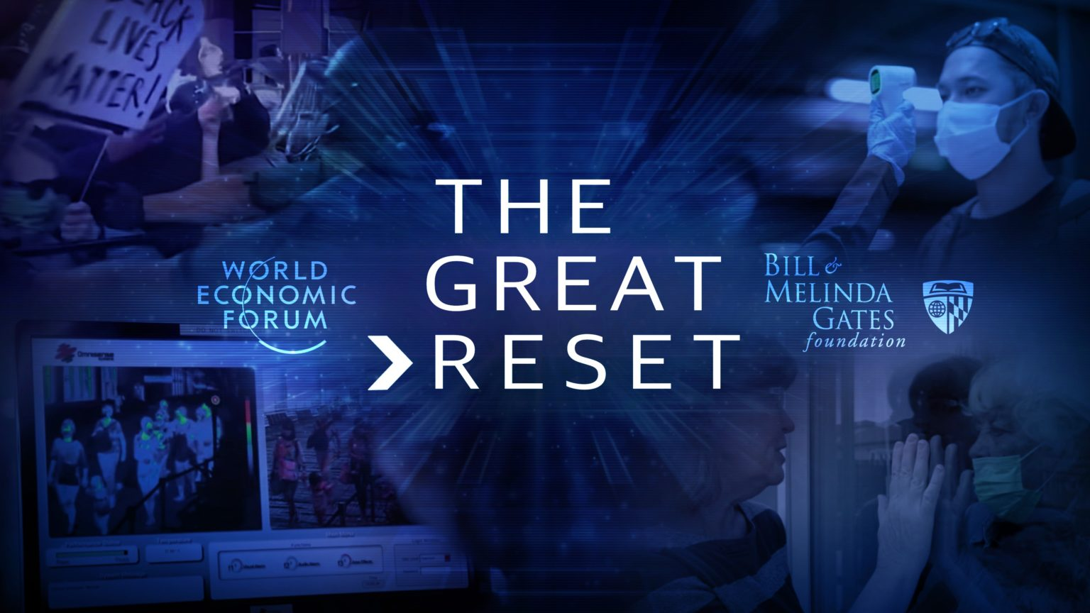 The Great Reset - Controlled Demolition for a New World
