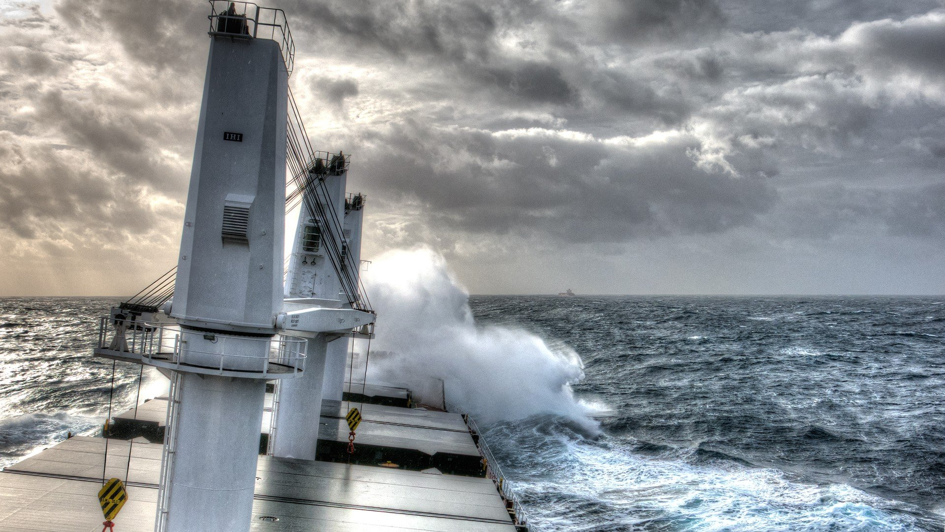 HDR, Ship, Storm HD Wallpapers / Desktop and Mobile Images ...