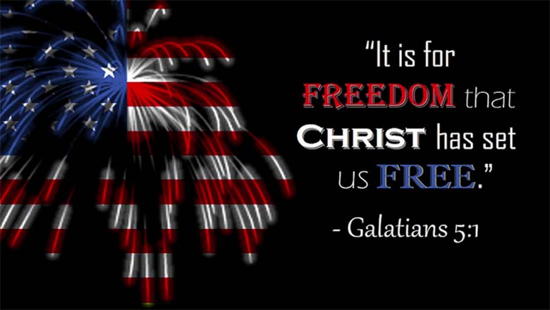 Patriotic Bible Quotes: 10 Best Prayers for Independence ...