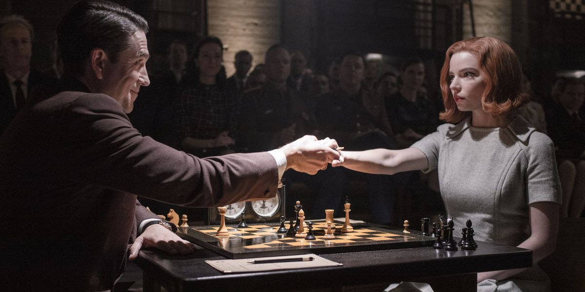 These 7 Pivotal Chess Games in The Queen's Gambit Really ...