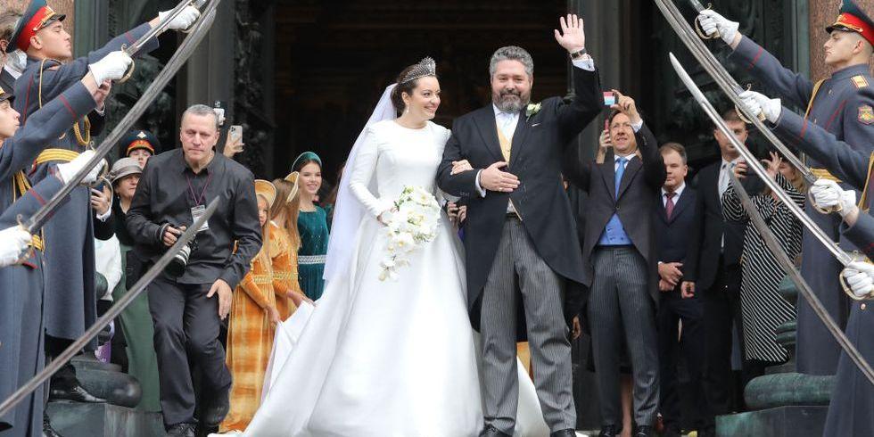Romanov Russian Royal Wedding George Romanov & Victoria ...