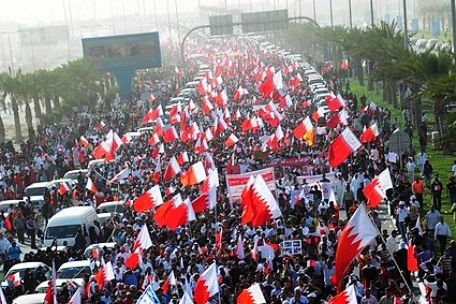 Bahrain Uprising - History's Shadow