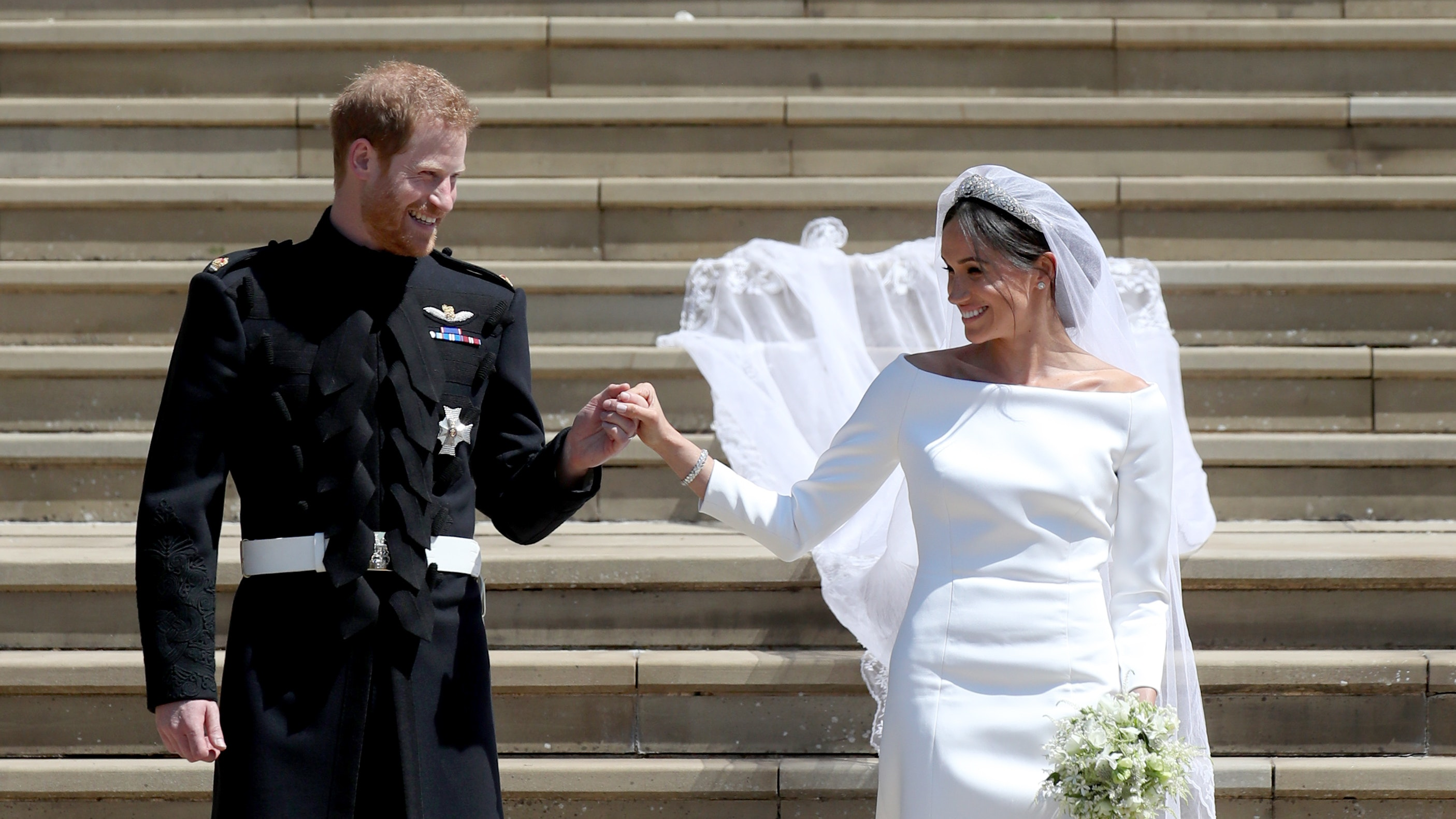 Odds slashed on Harry and Meghan relinquishing their HRH ...