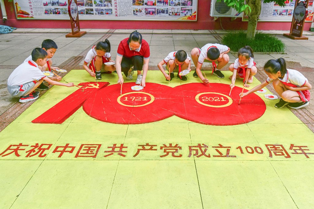 100-year anniversary: Why do people join the Chinese ...