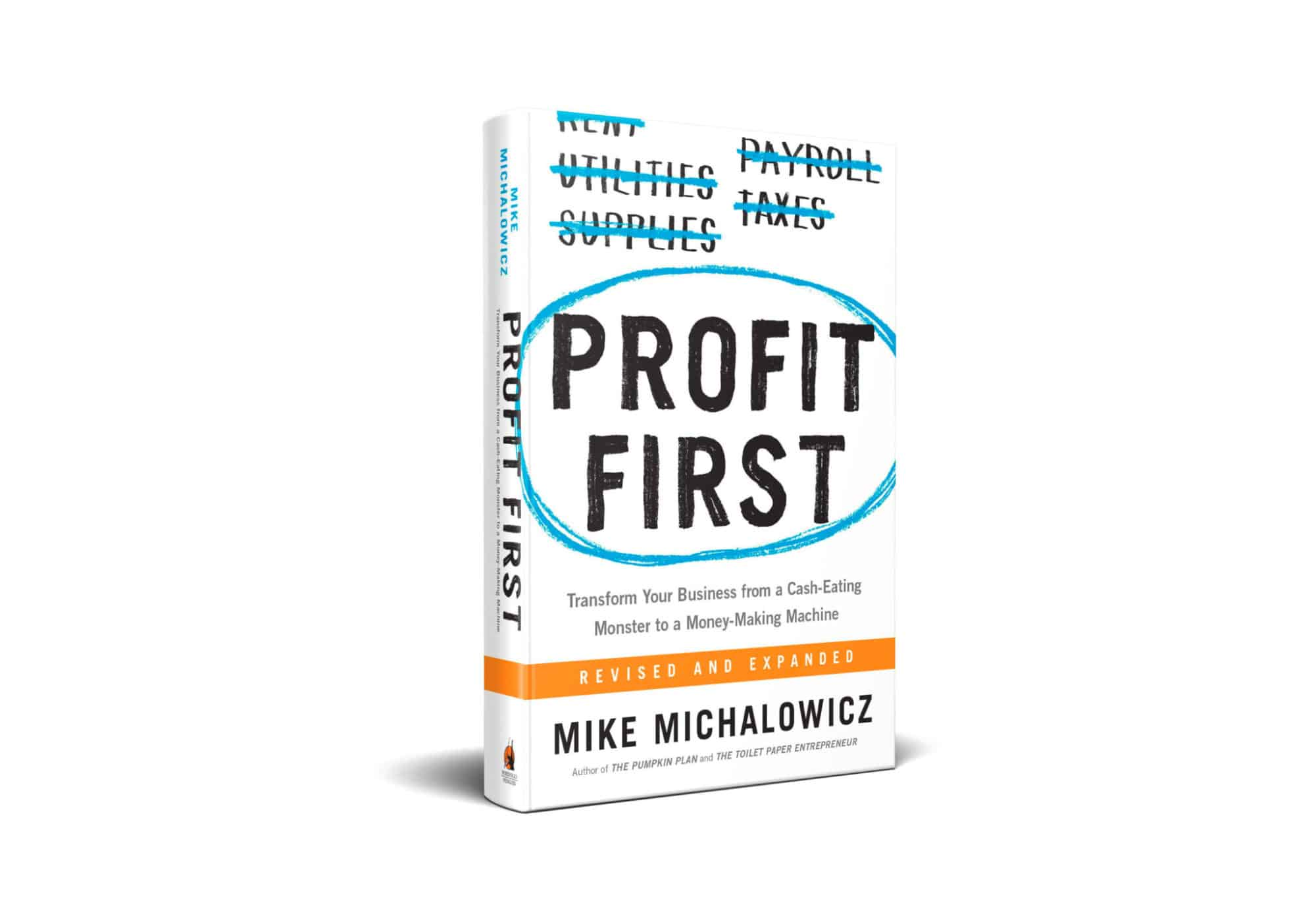 Profit First Book Review / Summary - Mike Michalowicz ...
