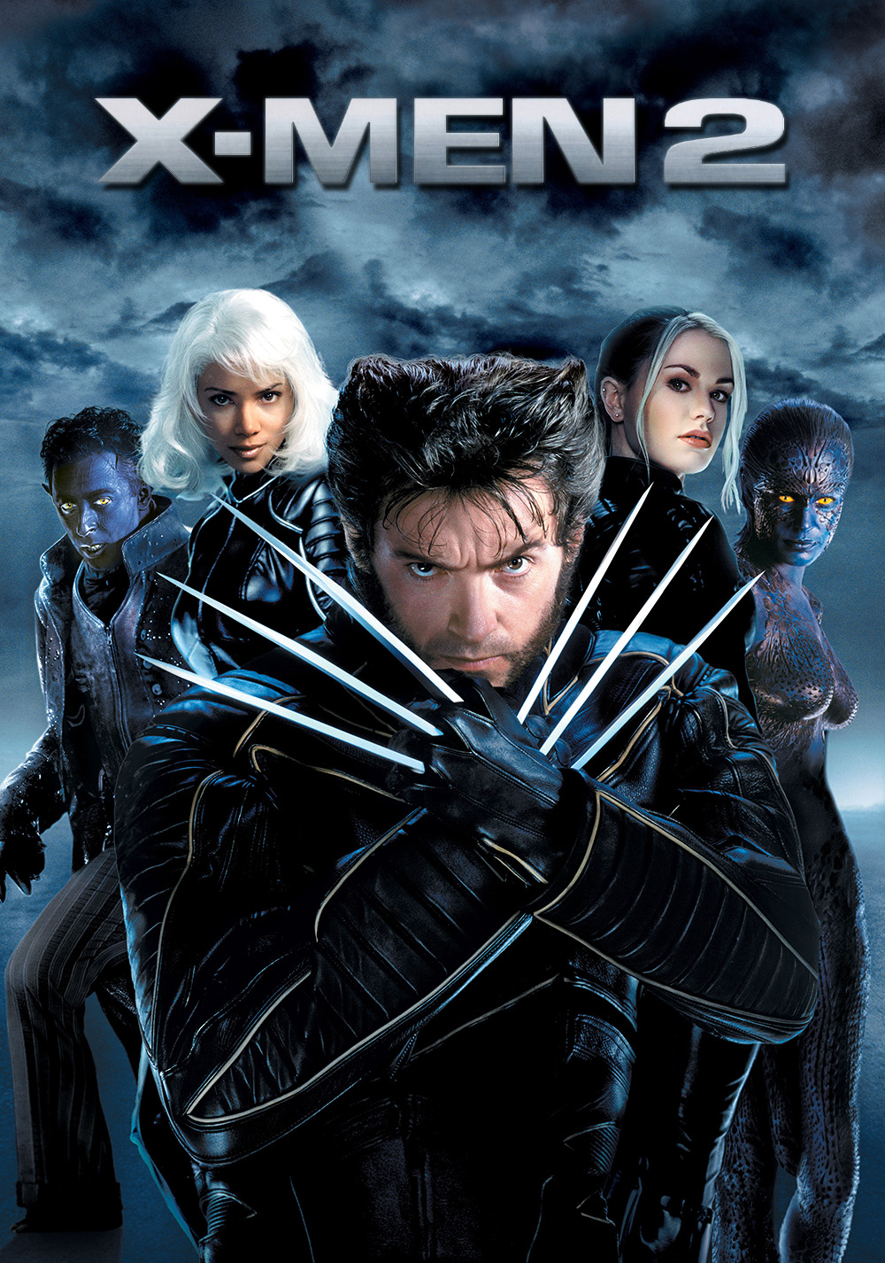 promoted as X2: X-Men United , or internationally as X-Men 2 and X-Men ...