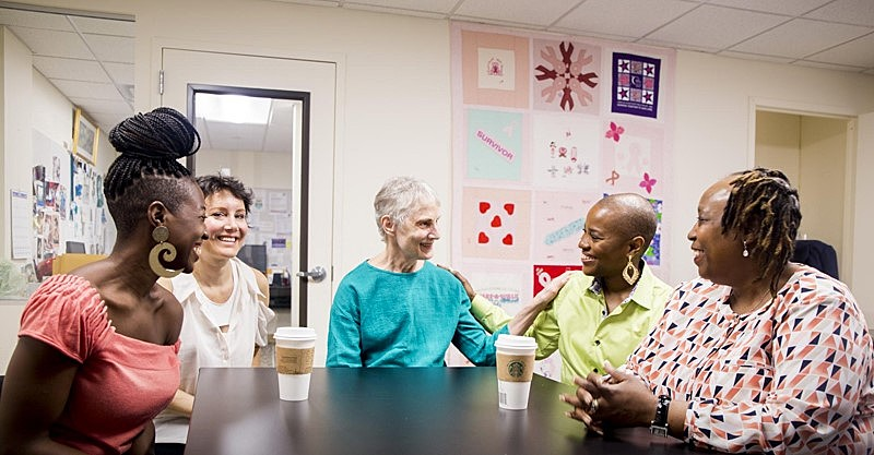 Feeling Safe, Feeling Strong : Support Groups for Older ...