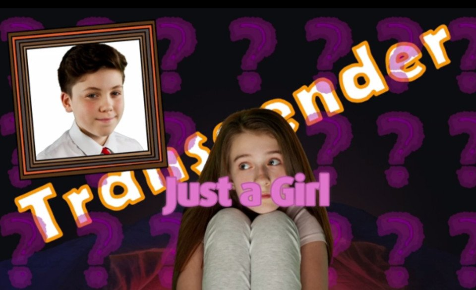 BBC's Children Show 'Just a Girl' is About a Transgender ...