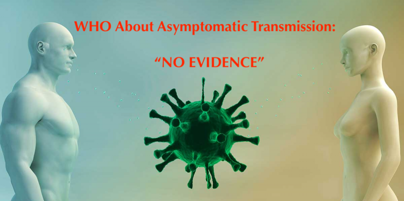 Is Asymptomatic Transmission Fake News?