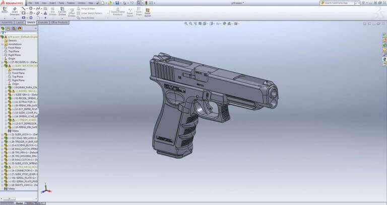 Trump admin violated federal law when it allowed 3D gun files online, judge says…