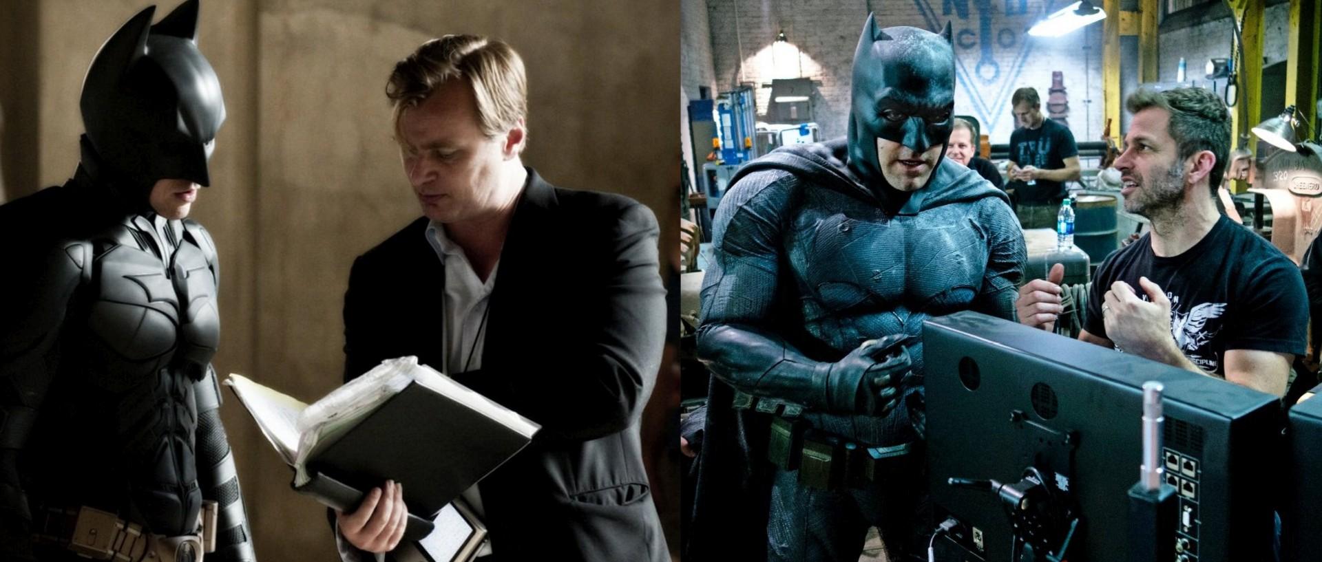 Zack Snyder quiso tener la bendición de Christopher Nolan ...