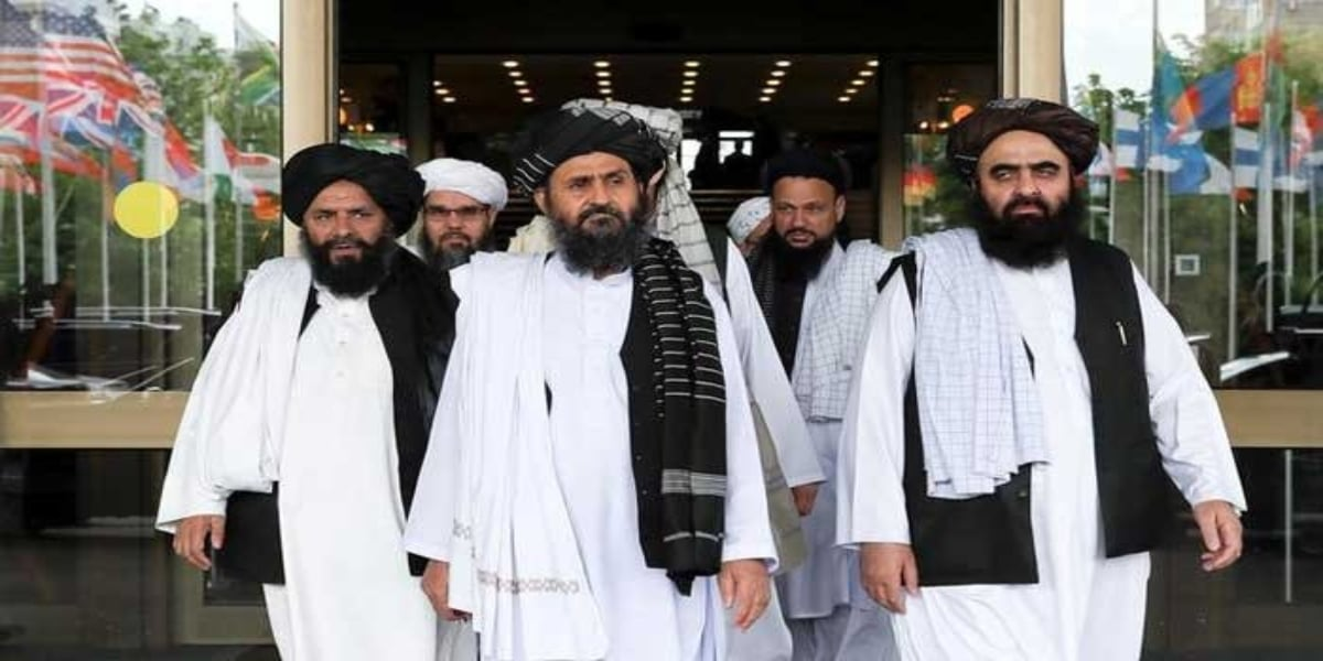 Taliban delegation arrives in Pakistan to discuss Afghan ...