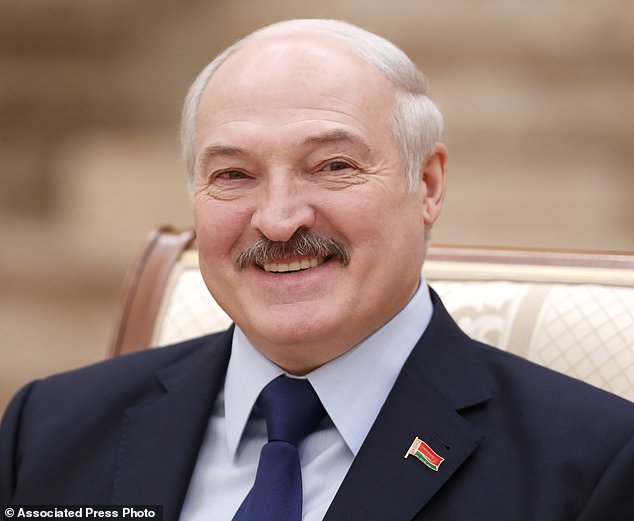 Belarus' leader slams Russian talk of taking over his ...