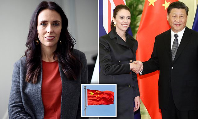 Spy claims New Zealand could be kicked out of Five Eyes due to Chinese influence…