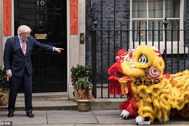 Boris Backtracks On Huawei 5G Deal, Zero China Involvement by 2023…