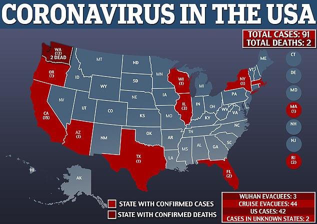 FEMA is 'preparing for Donald Trump to declare coronavirus a national emergency' - Internewscast