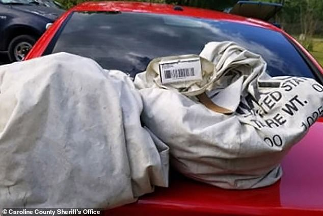 Family finds nearly $1million in CASH in two bags lying on a road during an afternoon drive in Virginia…