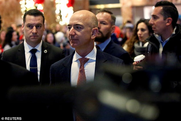 Antitrust Investigation: Bezos willing to testify before U.S. Congress…