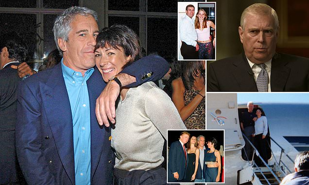 'She has copies of everything Epstein had.' Ghislaine Maxwell 'has secret stash of pedophile's sex tapes' that could implicate world's most powerful and 'will try to use them to save herself'…