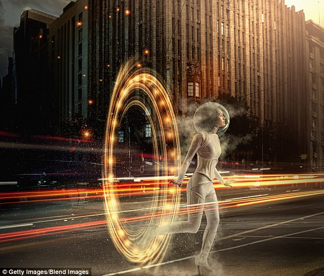 Researcher says time travel IS mathematically possible ...