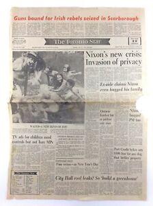 Vintage July 17 1973 Toronto Star Newspaper Front Page ...