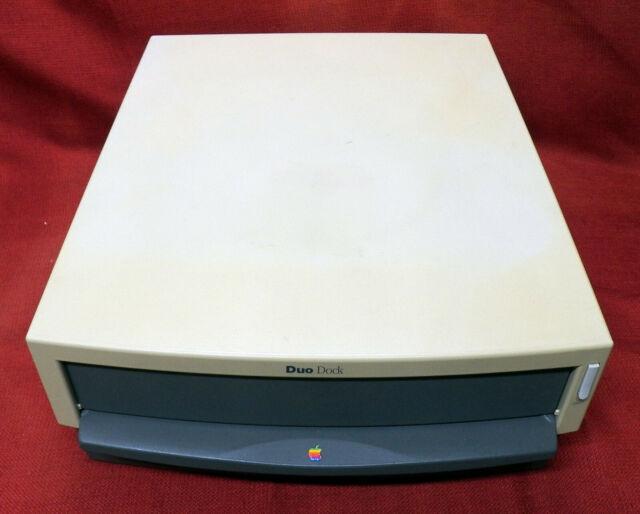 Vintage M7779 Apple Macintosh PowerBook Duo Dock for sale ...