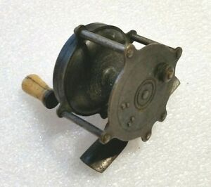 Antique Hendryx #60 Casting Reel Fishing, Small Size ...