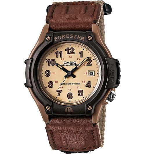 Casio Man 100 M, Forester man Watch, FT500WVB-5B | eBay