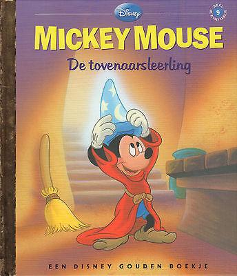 EEN DISNEY GOUDEN BOEKJE 09 - MICKEY MOUSE DE ...