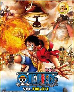 One Piece Anime Collection Box 24 Episode 788-811 DVD Box ...
