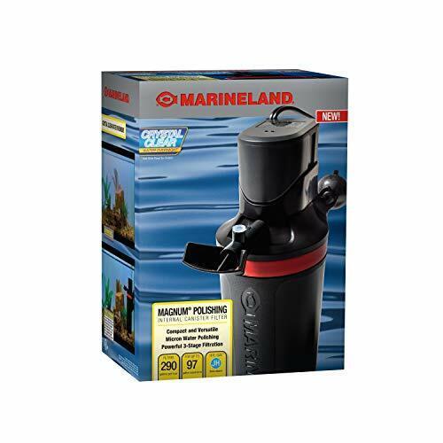 Marineland Magnum Polishing Internal Canister Filter ...