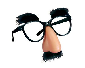 1 Groucho Marx Costume Funny Beagle **** Eye Glasses Nose Mustache Party Favor  eBay
