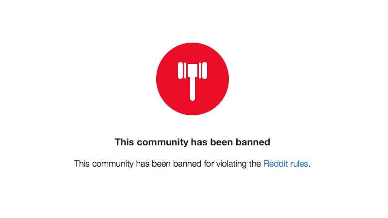 Reddit bans 'TheDonald' and almost 2,000 other subreddits in hate speech crackdown…