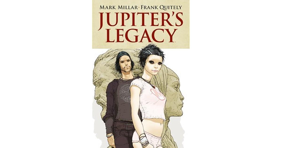 Jupiter's Legacy, Vol. 1 by Mark Millar