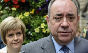 Nicola Sturgeon: Salmond's deputy is on the brink of ...
