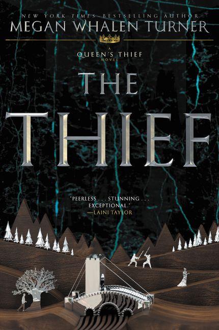 The Thief - Megan Whalen Turner - E-book