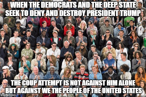 Image tagged in coup against the people,we the people ...