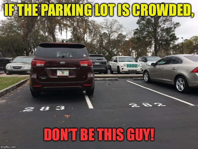 Learn to Park! - Imgflip